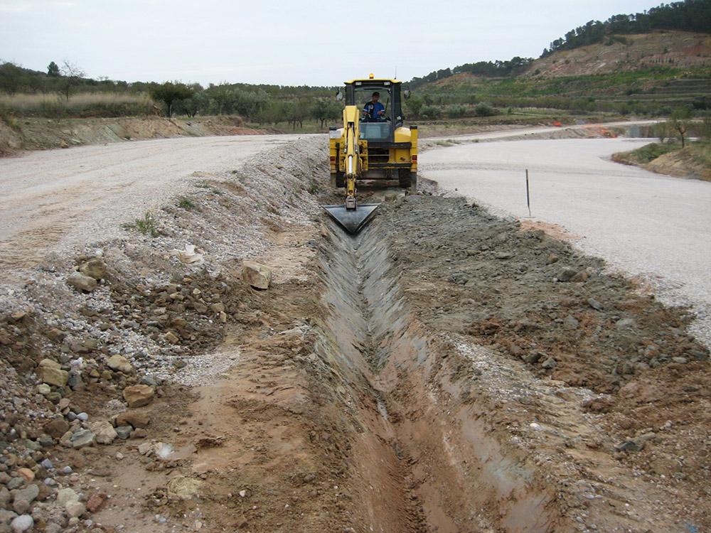 Carretera Higueruelas (Valencia)