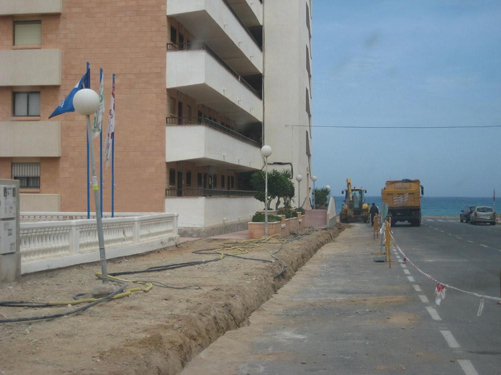 Urbanización Cabo Cervera