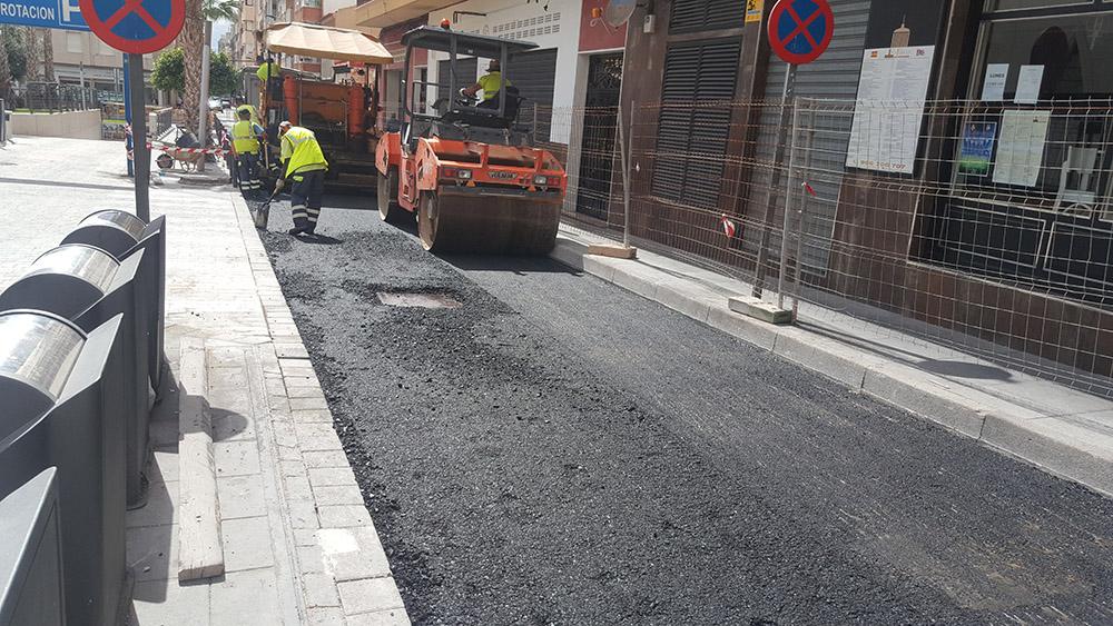 Calles Plaza de Oriente