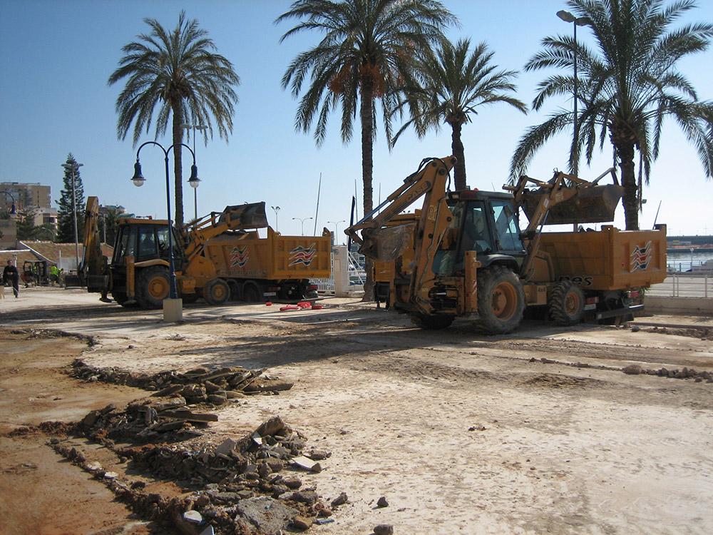 Renovación Paseo Vistalegre