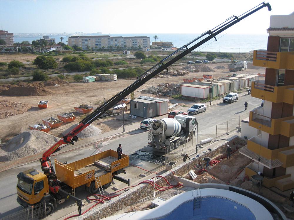 urbanización rocio del Mar