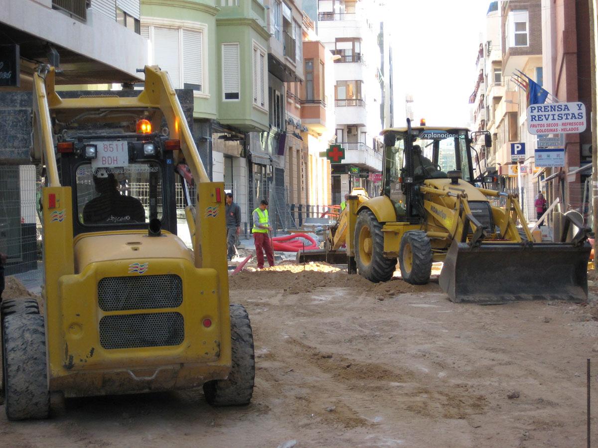 Urbanizaciones residenciales e industriales