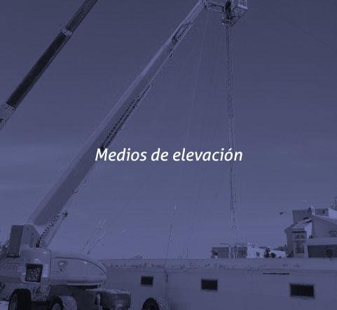 Medios de elevación